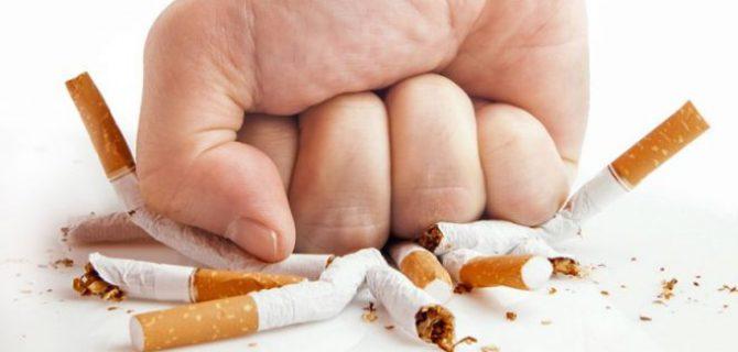 Tiryakilere sigarayı bırakma çağrısı