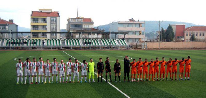 Bayramiçspor: 1 – Arslancaspor: 6