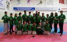 Taekwondocularda büyük başarı