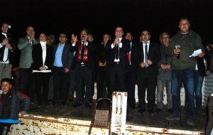 CHP, Menderes'i salladı