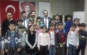 Satranççılar turnuvada boy gösterdi