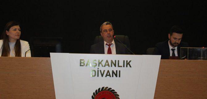 CHP'li Göğüsgeren, meclis başkanı oldu