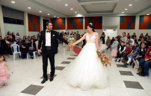 Işıl ile Muhammed evlendi