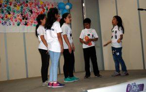 Bayramiç'te otizm farkındalık programı