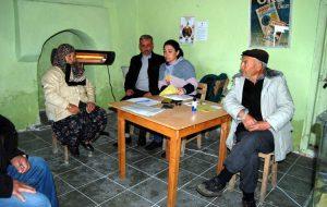 11 seçmenli köyde seçim heyecanı