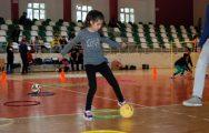 Öğrencilere spor yetenek taraması