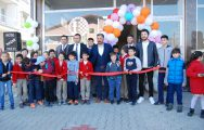 Bayramiç'e satranç kulübü açıldı