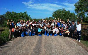 Menderes öğrencileri çevreye sahip çıktı