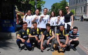 Bayramiç'te kros yarışması