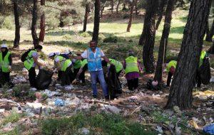 Köyler temizleniyor