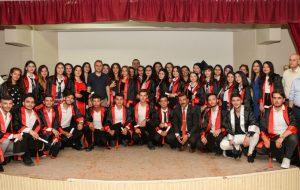 Atatürk AL, mezunlarını uğurladı