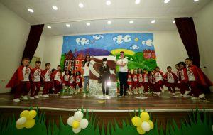 18 Mart Anaokulu, öğrencilerini uğurladı