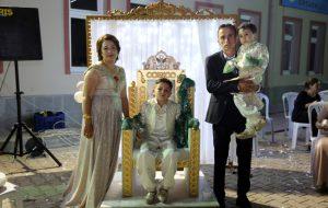 Özer kardeşlere sünnet düğünü