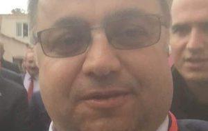 Mehmet Arslan'ın balyaları yandı