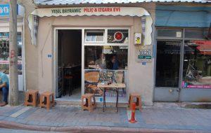 Lezzetin adresi; Yeşil Bayramiç