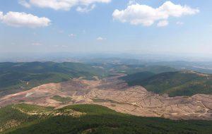 Maden firmasının ruhsatı uzatılmadı