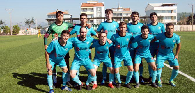 Bayramiçspor, sezonu 1 puanla açtı