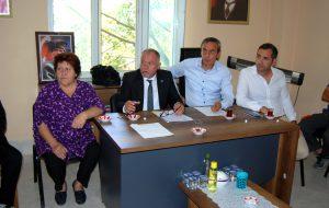 İYİ Parti'de istişare toplantısı