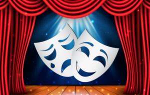 Bayramiç'te tiyatro oyunu