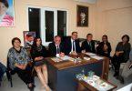 İYİ Parti'den toplantı sonrası pilav