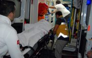 Gençlerin kavgasında 1 kişi bıçakla yaralandı