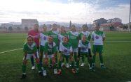 Futbolcu kızlar sahaya çıktı