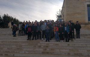 Anıtkabir ziyaretlerine büyük ilgi