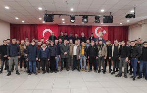 CHP'li gençler kongreye hazır