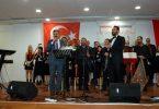 Bayramiç Belediyesi TSM Korosu'ndan unutulmaz konser