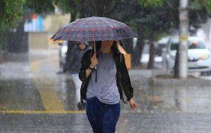 Perşembe yağmurlu