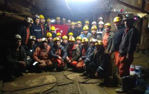 Maden işçilerinin zaferi