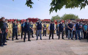 Orman müdürlüğünde işbaşı eğitimi