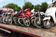 Bayramiç'te motosiklet sorunu ortadan kalkacak