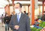 Bayramiç'te maskesiz sokağa çıkmak yasaklandı
