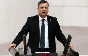 CHP'li vekillerden yangın için kanun teklifi