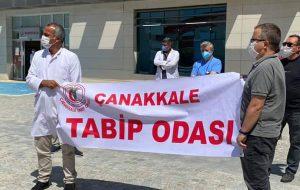 """""""Sağlık çalışanlarının sabrı tükeniyor"""""""