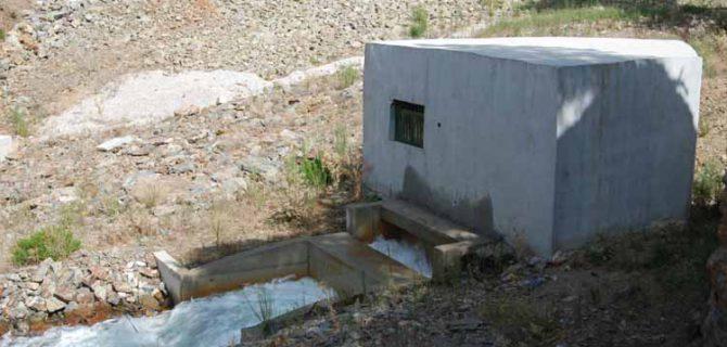 Zeytinli Barajı'nın suları boşa gitti