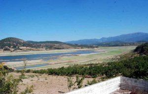 Barajda su tükendi, üretici ortada kaldı
