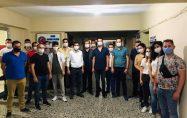 CHP'li gençlere önemli ziyaret
