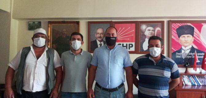 CHP'ye yeni üyeler