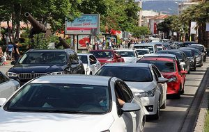 Çanakkale'deki araç sayısı açıklandı