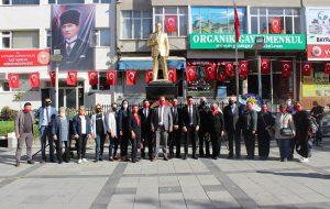 Millet İttifakı Atatürk'ün huzurunda