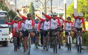 En büyük ve anlamlı bisiklet turu