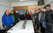 İYİ Parti'li kadınlara proje anlatıldı