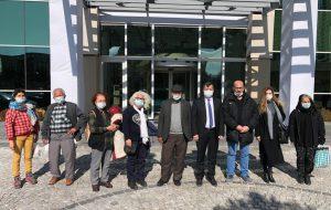 """Çevreciler, Ankara'da da haykırdı; """"Kazdağları'nda, Halilağa  Bakır Madenini istemiyoruz"""""""