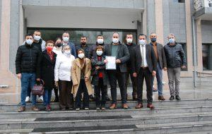 CHP'ye bina bağışladılar