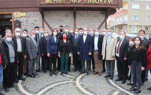 İYİ Parti, Bayramiç'e aktı