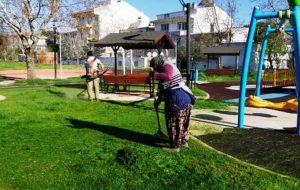 Bayramiç Belediyesi'nden bahar temizliği