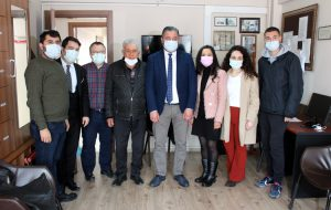 Başkan Uygun, avukatları kutladı