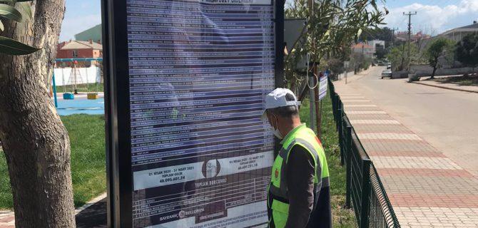 Bayramiç Belediyesi, bir yıllık bilançoyu kamuoyuyla paylaştı
